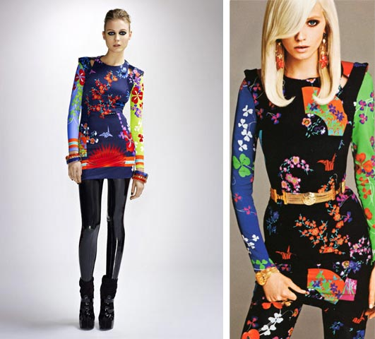 Fashion Compendium: A Sneak Peek At The Versace For H&M