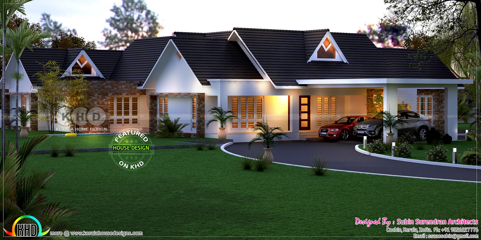 3d flooring in kerala 3d house plan elevation kerala home design and floor plans 170
