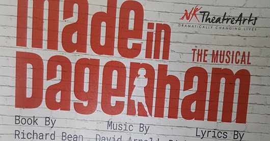 Made in Dagenham, NK Theatre Arts