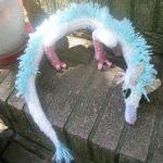 patron dragon amigurumi | free pattern amigurumi dragon