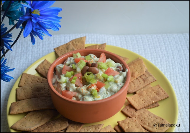 Mexican Cottage Cheese Dip
