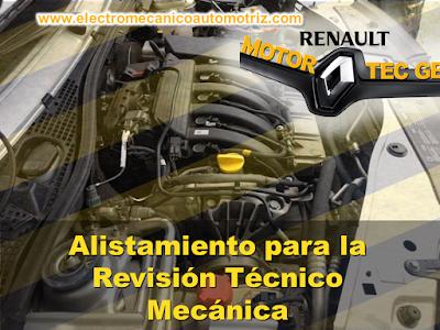 Taller Renault Motortec GB Bogota