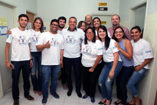 Secretaria Municipal de Saúde comemora sucesso do programa Hora H em Alagoinhas