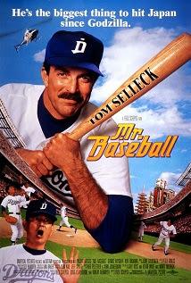 Mr. Baseball <br><span class='font12 dBlock'><i>(Mr. Baseball )</i></span>