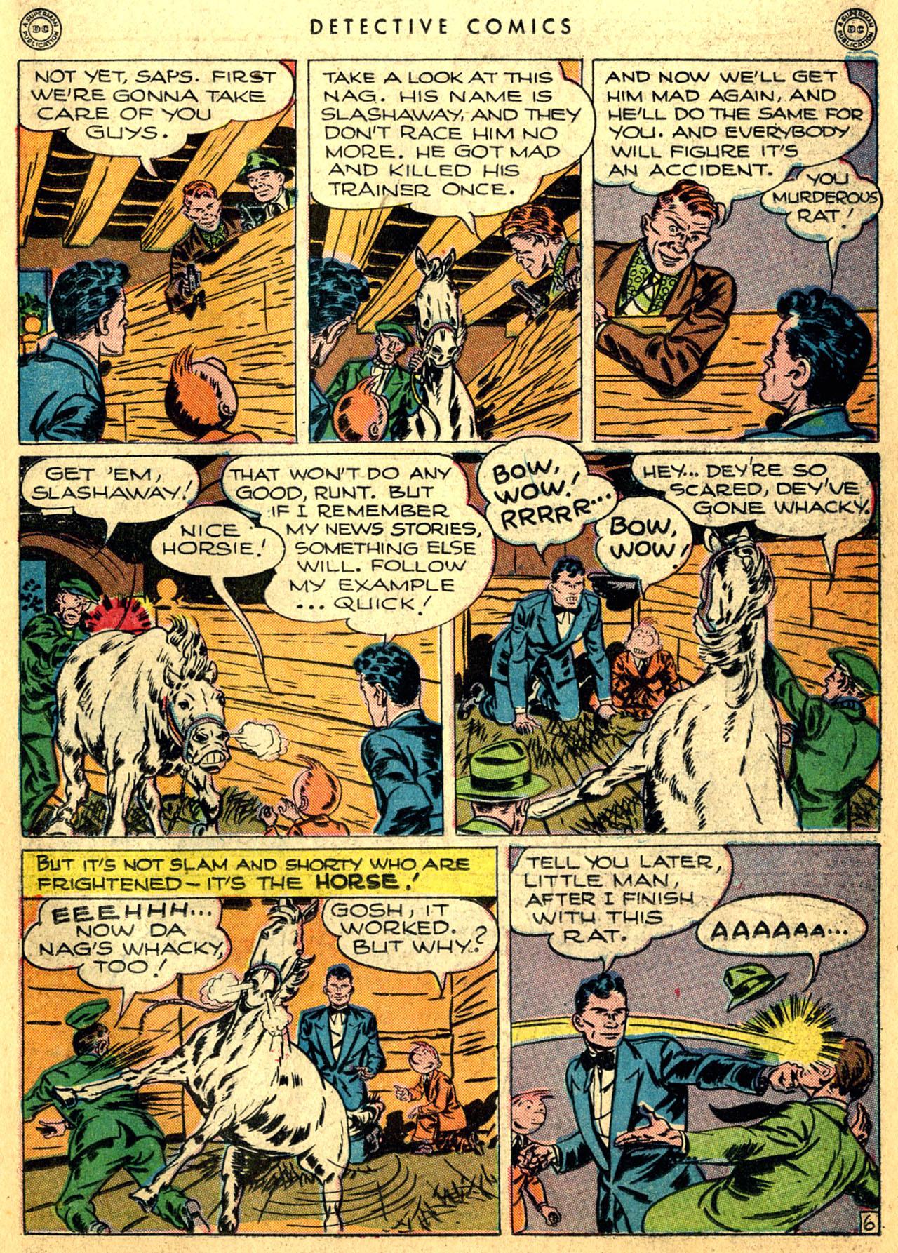 Read online Detective Comics (1937) comic -  Issue #117 - 29