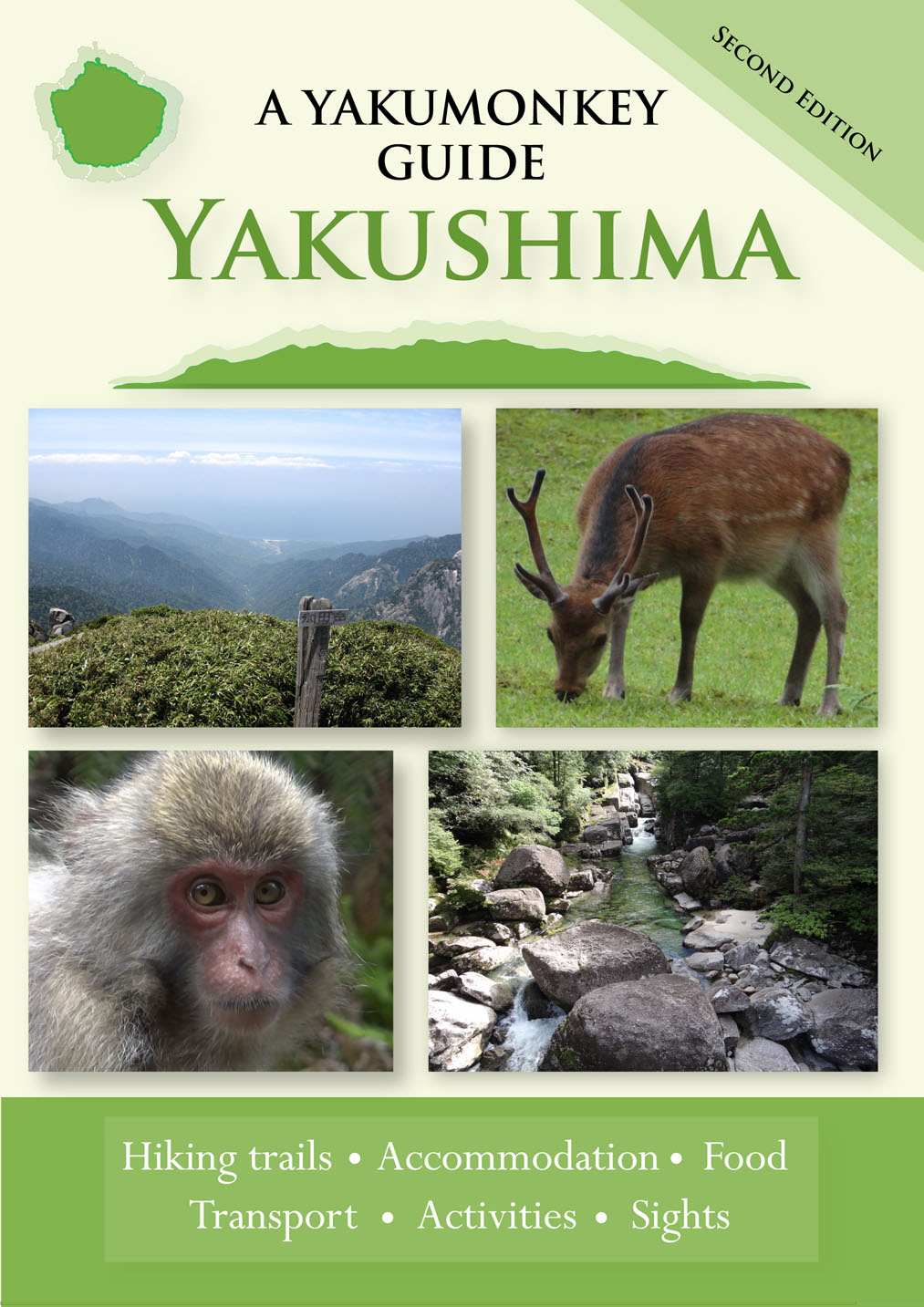 Yakushima Guide book
