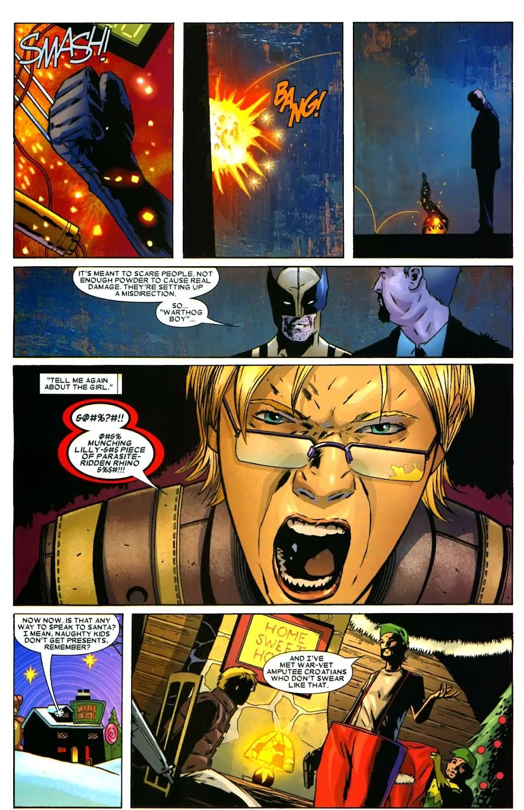 Read online Wolverine (2003) comic -  Issue #49 - 20