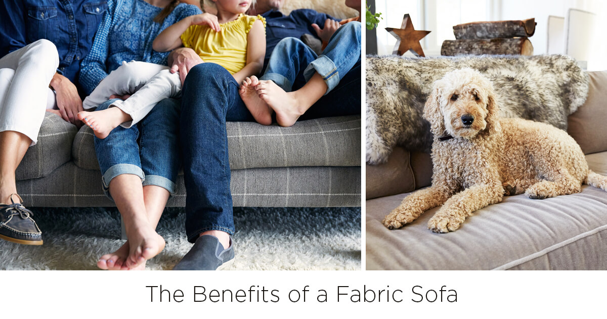 The Benefits Of A Fabric Sofa