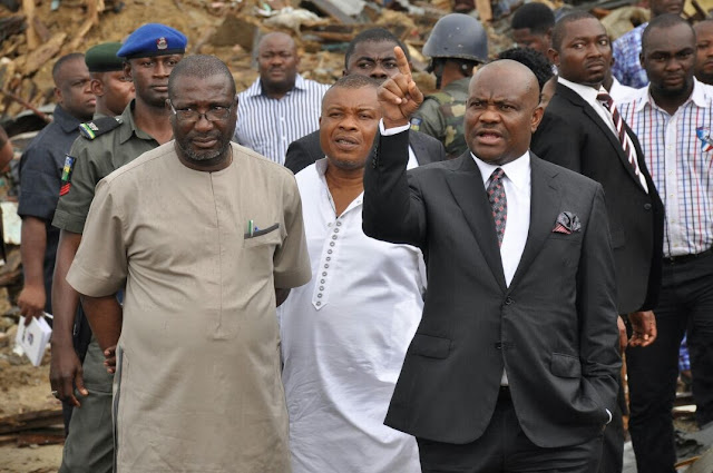 Creation of Port Harcourt Poly: Wike calms nerves of Ogonis