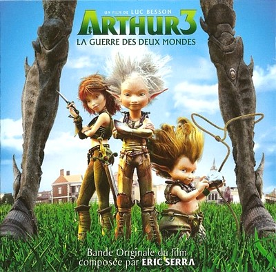 Arthur 3 The War Of The Two Worlds 2010 Imdb