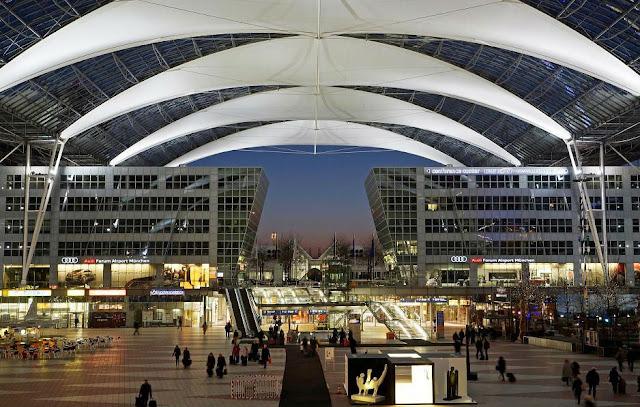 Aeropuerto Internacional de Munich, Alemania