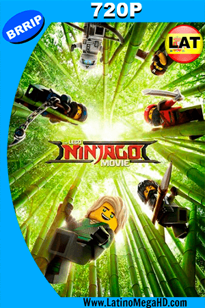 Lego Ninjago: La Película (2017) Latino HD 720P ()