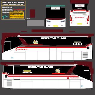 Download Livery Es Bus Id Po. Primajasa