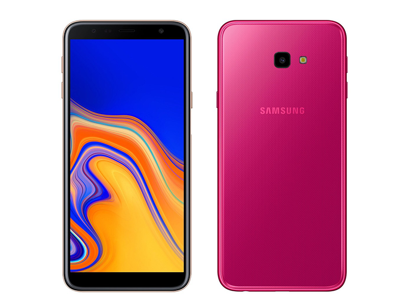 Samsung announces Galaxy J4+ and Galaxy J6+ with 6-inch Infinity Display