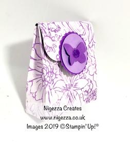 Stampin' Up! Botanical Butterflies Nigezza Creates