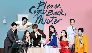 Please Come Back Mister Full Episode Subtitle Indonesia