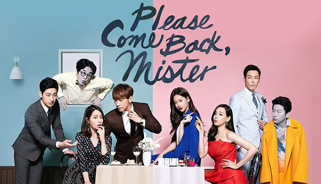 Please Come Back Mister Sub Indo