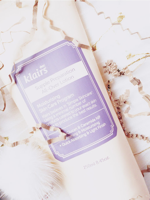 Klairs Supple Preparation All-Over Lotion Review