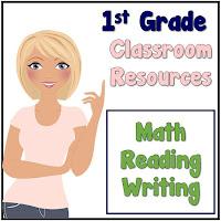 1st Grade Classroom Resources