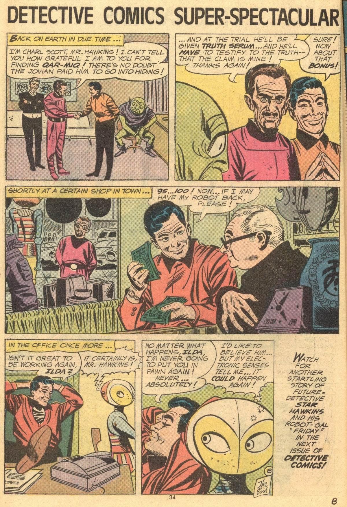 Detective Comics (1937) 444 Page 33