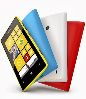 Nokia Lumia 520 Flash File latest