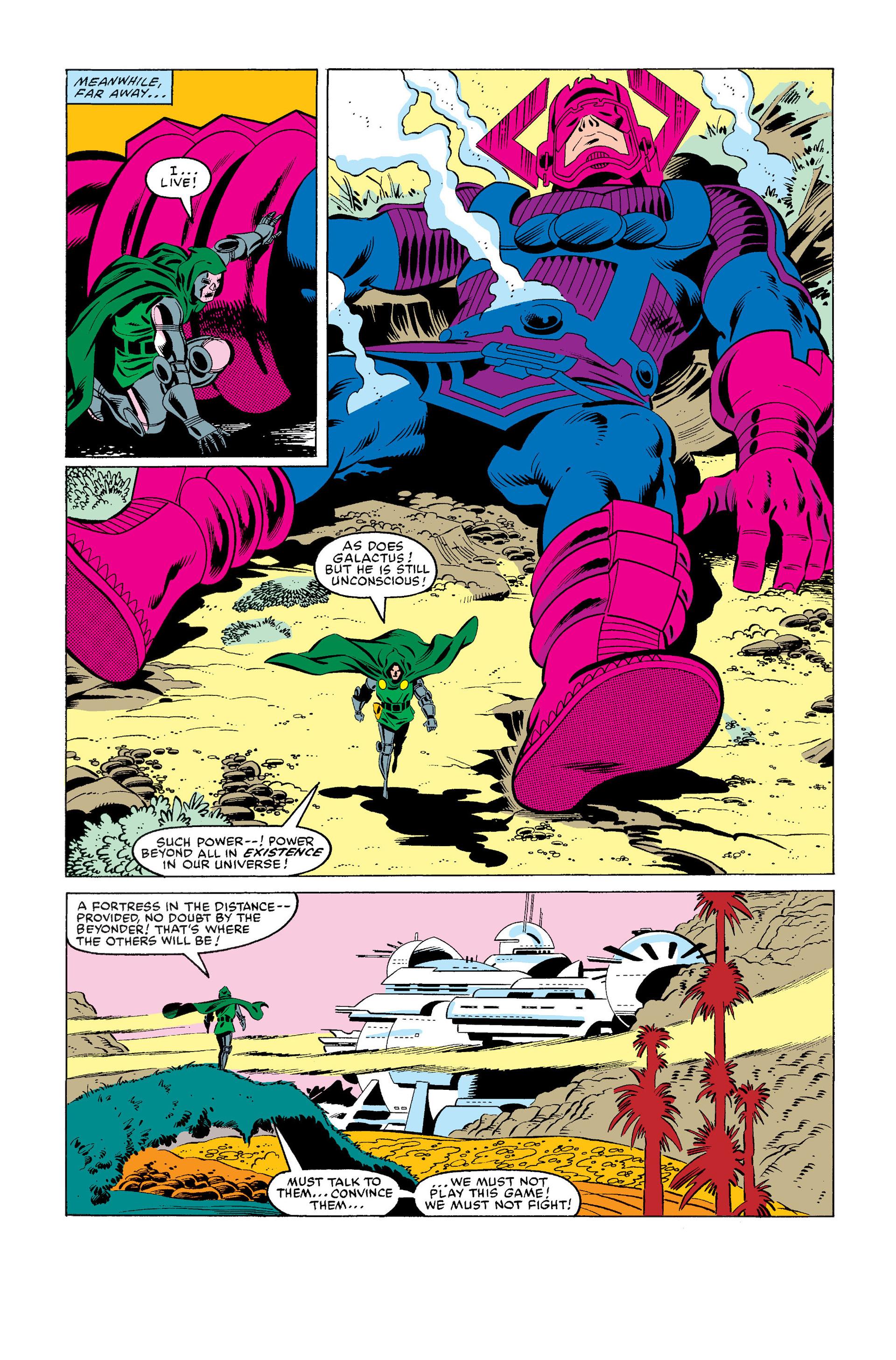 Read online Secret Wars (1985) comic -  Issue #1 - 18