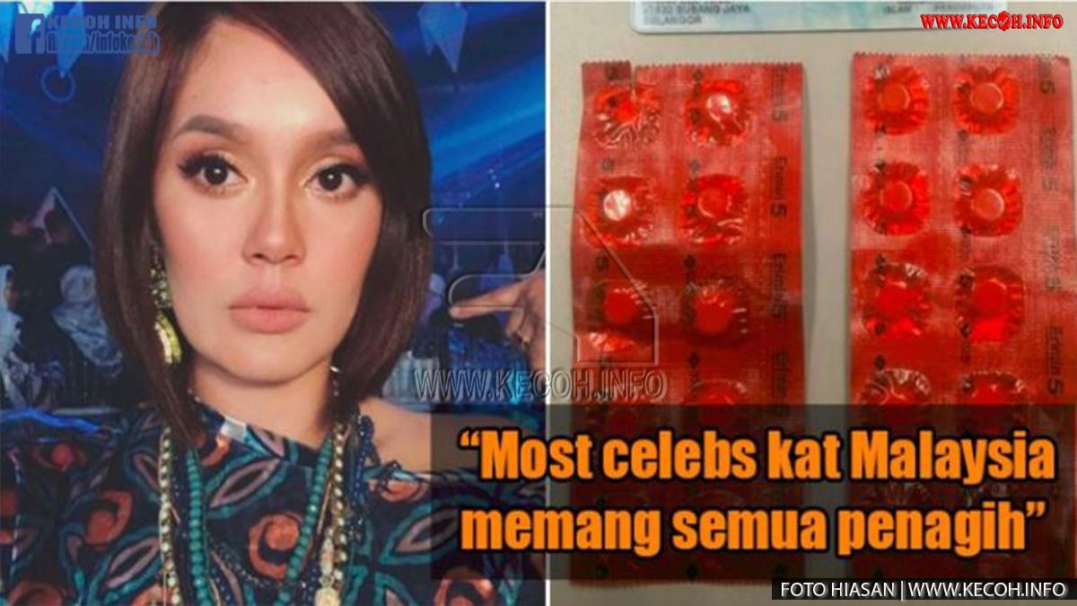 Selepas Uqasha Senrose Dilepaskan, Zarina Anjoulie Akhirnya Buka Mulut Dan Bongkarkan Pendedahan Mengejutkan Ini Bahawa Artis Malaysia Memang Kaki Dadah Semuanya Dan Kenapa Mereka Ini Terlepas? Rupanya