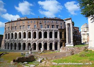 Teatro Marcelo de Roma