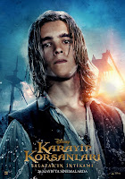 Pirates of the Caribbean Dead Men Tell No Tales Poster Brenton Thwaites 3