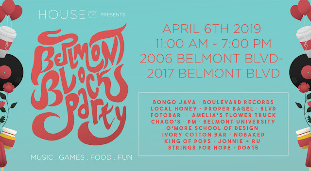 Do615 Belmont Block party Nashville