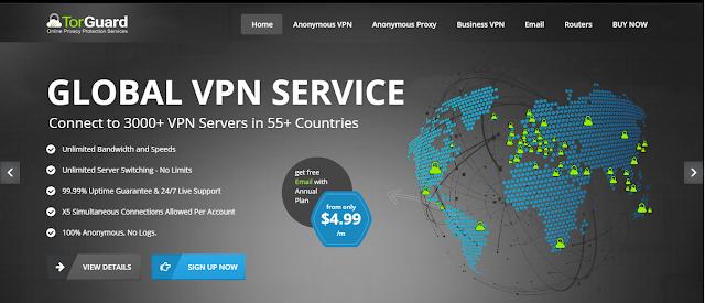 Global Vpn Service