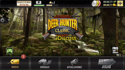 deer hunter mod apk unlimited money