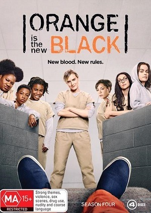 Orange Is the New Black - 4ª Temporada Completa Séries Torrent Download capa