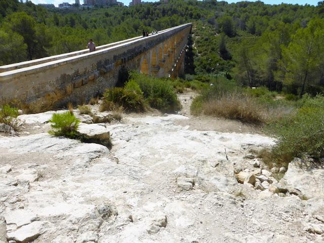 Acueducto de les Ferreres, acueducto de Tarragona, Pont del Diable