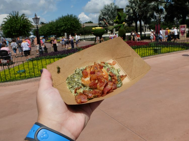 Disney Trip #16, Day 1 - Epcot's Food & Wine Festival and Disney's Fort Wilderness Campgrounds