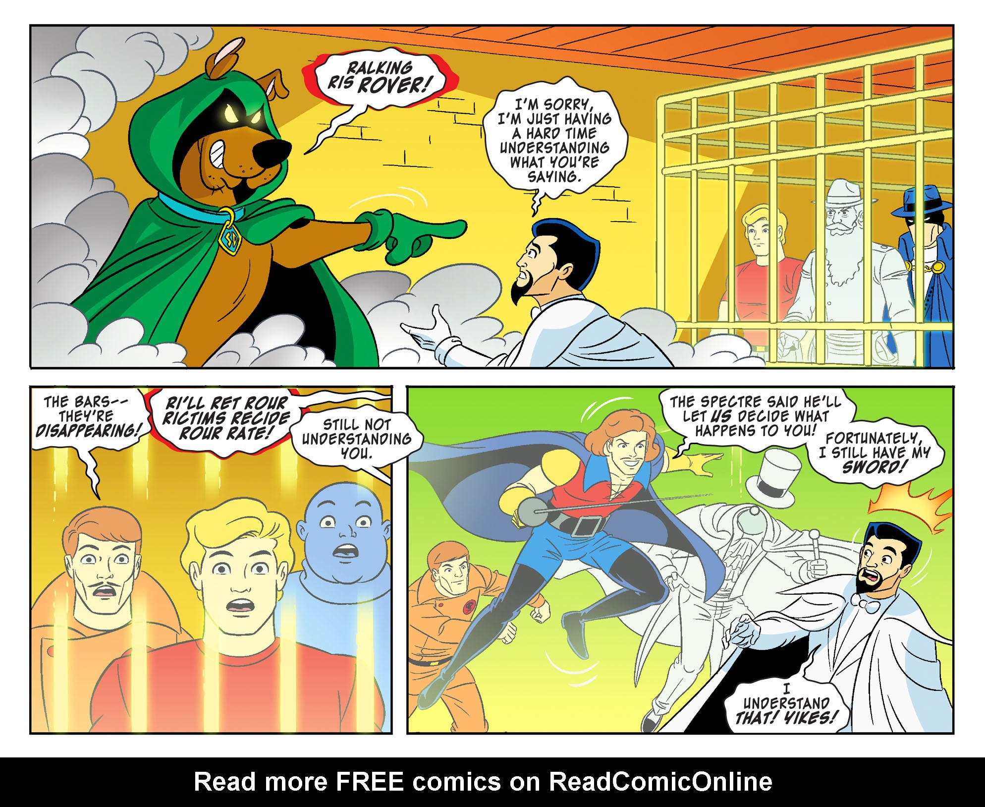 Read online Scooby-Doo! Team-Up comic -  Issue #26 - 13