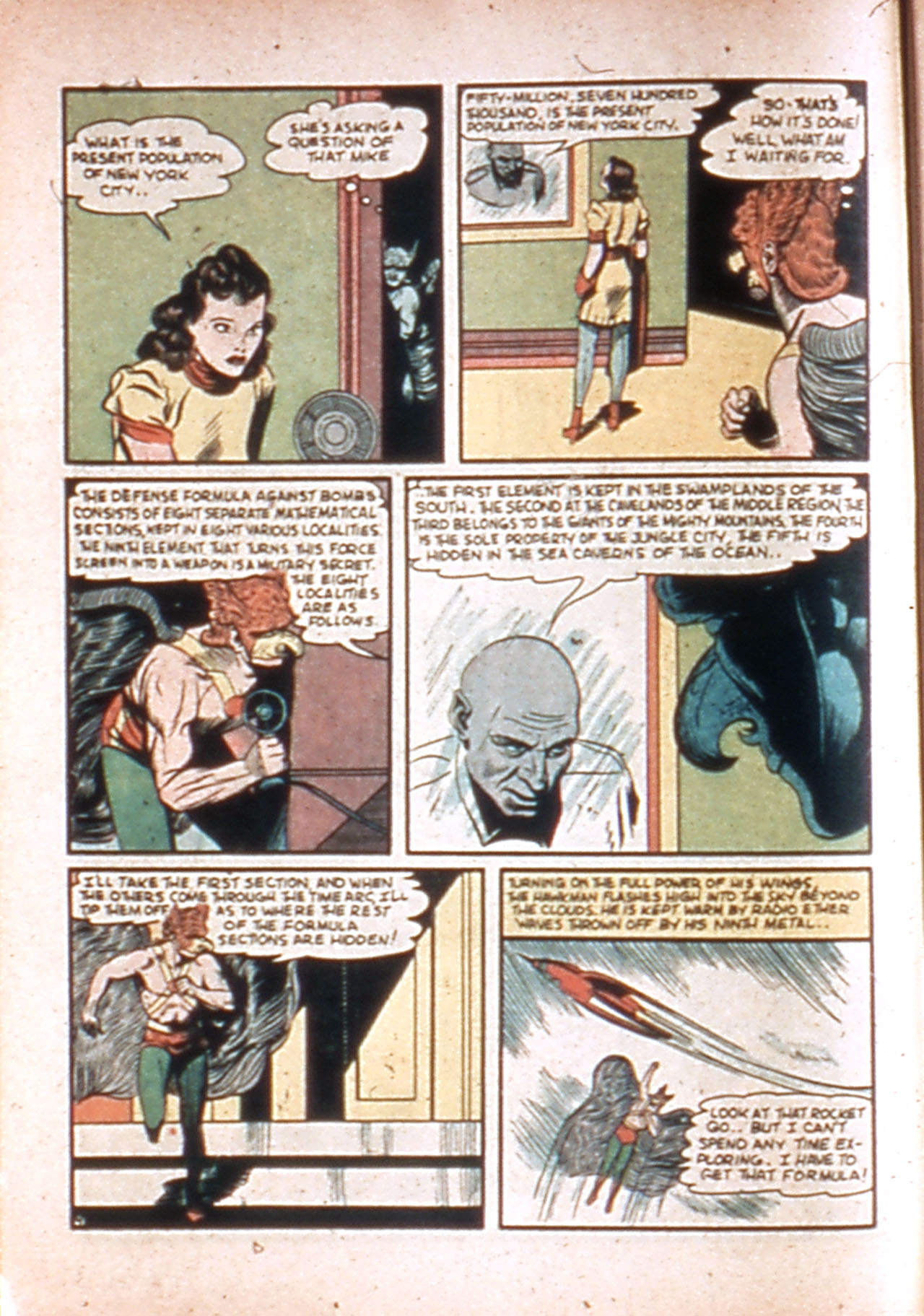 All-Star Comics (1940) issue 10 - Page 10