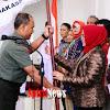 Mayjen TNI Surawahadi, Lantik Pengurus Pusat IKA SMA Kartika Makassar Periode 2018-2021