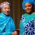 Maryam Abacha, wife of ex-Nigerian Military leader slays with daughter Gumsu in new photos