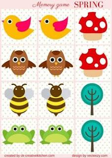 http://www.ck-creativekitchen.com/magazine/Kids/Seasons_-_Memory_game_free_printables/115