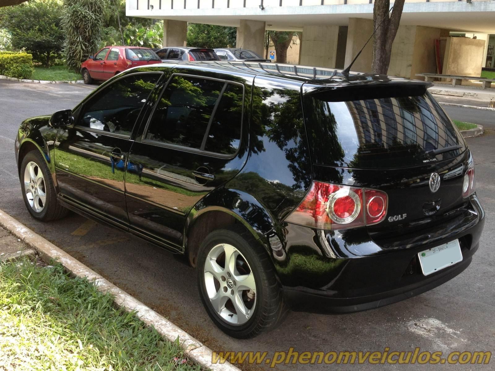 Golf Sportline 2008 Preto 1 6 Flex Pre 231 O R 31 900 Reais