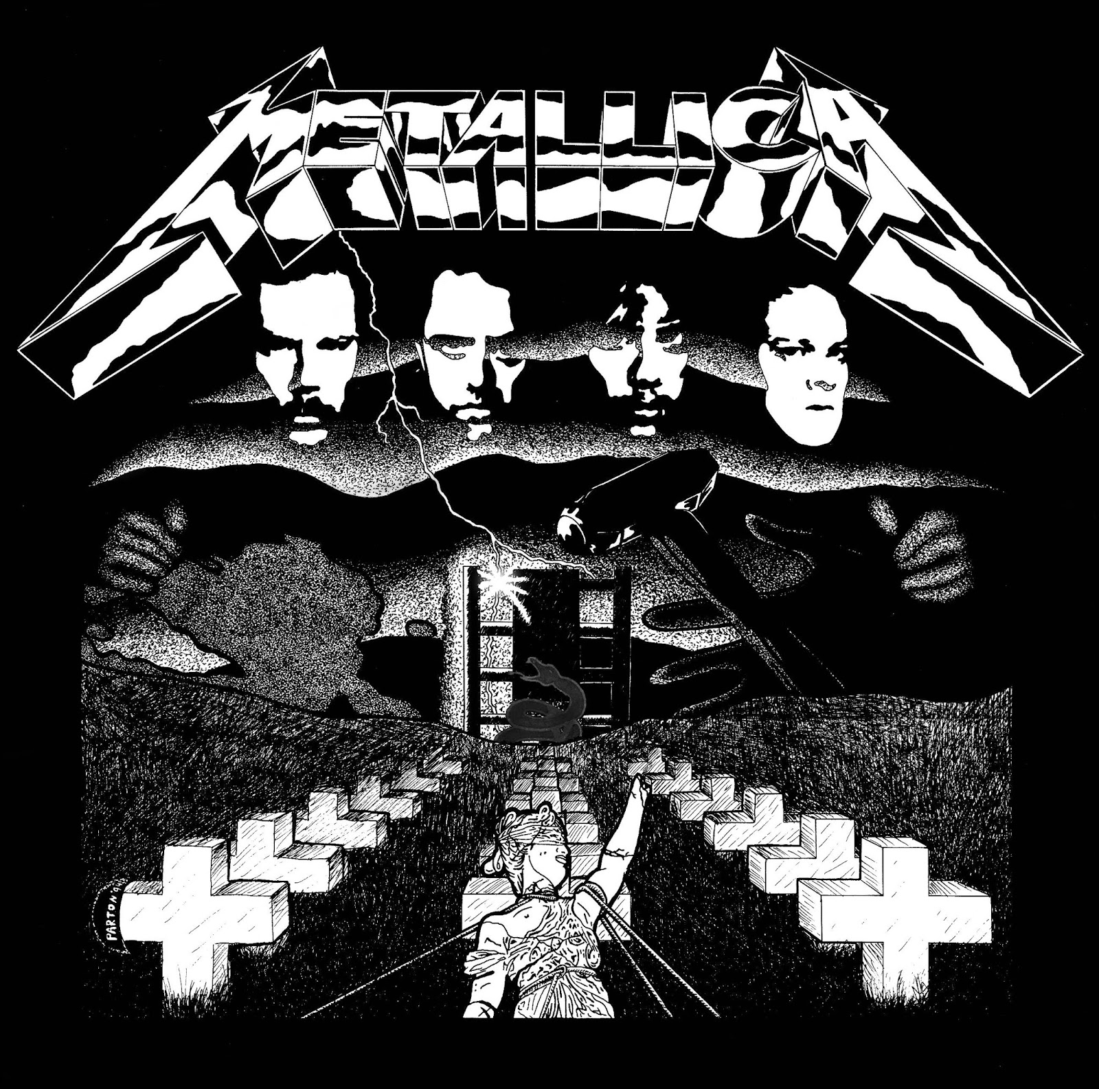 Top Ten Things: Metallica Songs   Enuffa com