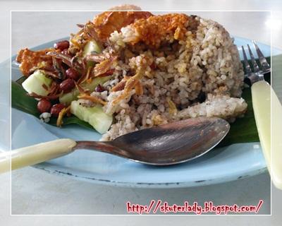 nasi lemuni, pulau pinang