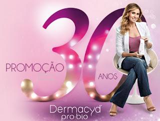 Participar da promoção Dermacyd 30 anos