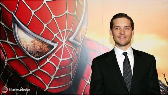 Inside Tobey Maguire's House In Hollywood .. Out Of The Ordinary