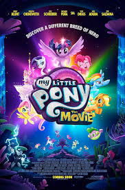 Pony bé nhỏ - My Little Pony: The Movie (2017)