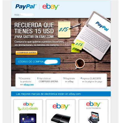 Cupon descuento paypal airbnb