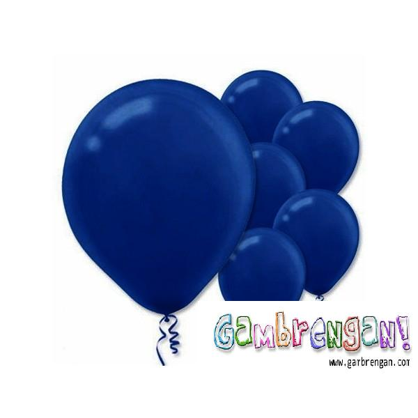 Balon dekorasi Deep Blue