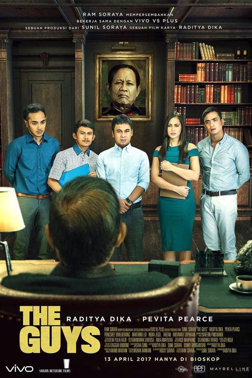 Permalink to Download The Guys (2017) DVDRip Raditya Dika Full Movie