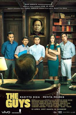 Sinopsis Film The Guys (2017)